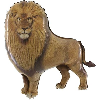 Crosswear Realistic Lion Supershape