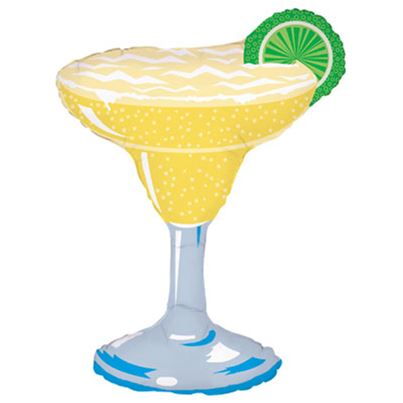 Margarita Glass Supershape